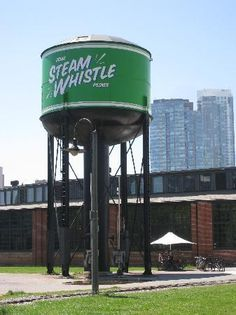 Steam Whistle Brewery (Toronto) - 2020 All You Need to Know Before You Go (with Photos) - Toronto, Canada Canadian Beer, What To Do Today, Canada Eh, Round House, Water Tower, Canada Travel, Historical Sites, Niagara Falls, Trip Planning