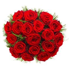 france Flowers - Simply Red Roses
