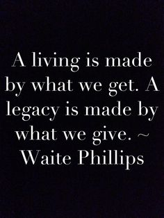 Quote on Giving