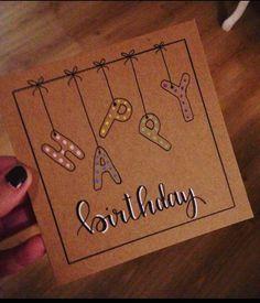 Birthday Birthday The post Birthday appeared first on Kindergeburtstag ideen. Birthday Birthday The post Birthday appeared first on Kindergeburtstag ideen. Creative Birthday Cards, Birthday Cards For Friends, Bday Cards, Birthday Diy, Handmade Birthday Cards, Birthday Ideas, Card Birthday, Niece Birthday, Birthday Memes
