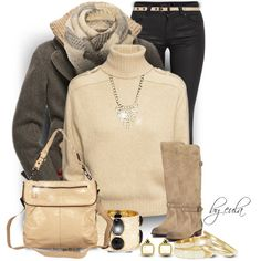 """Not Your Old Age Tweed (Outfit Only)"" by eula-eldridge-tolliver on Polyvore"