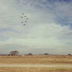 Jets at the 18th PIHABF in Pampanga, Philippines #instagram #square www.maypamintuan.com