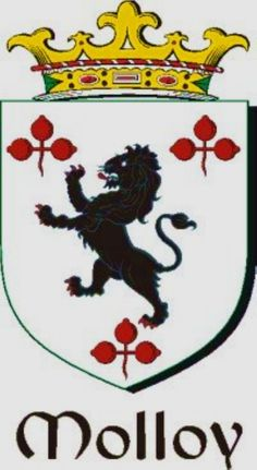 Molloy Family Crest / Molloy Coat of Arms