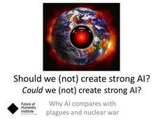 Stuart Armstrong Manchester AI debate