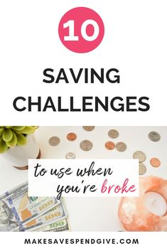 Saving up for a big goal, like an emergency fund, a trip, or a house? Try one of these savings challenges! Saving Money Weekly, Money Saving Meals, Money Savers, 52 Week Savings Challenge, Money Saving Challenge, Frugal Living Tips, Frugal Tips, Budgeting Finances, Budgeting Tips