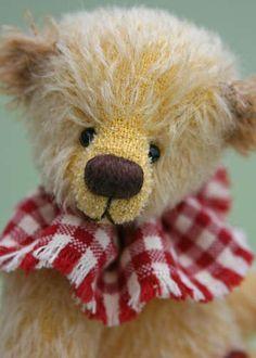 Bobo by By Scruffie Bears