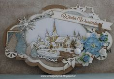 Vintage by Ina: Winter Wonderland