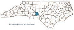 Montgomery County, NC