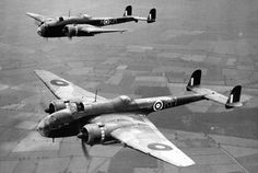 Handley Page Hampden.By the time of the 1,000-bomber raids of May/June 1942, the Hampden was nearing the end of its service with Bomber Command and the final operation by Hampdens took place in mid-September 1942 when No 408 Squadron RCAF were in action over Wilhelmshaven.Hampdens had found a new lease of life as torpedo-bombers with Coastal Command and operated as such until the end of 1943. These were the last operations of the 1,453 Hampdens to serve with the RAF.
