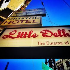 #dinner at Little Delhi in #dtsf  #indian #cuisine #food #sanfrancisco by cleveland.eats.california