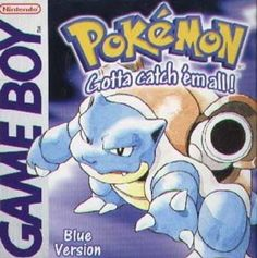 awesome Pokemon - Blue Version - For Sale Check more at http://shipperscentral.com/wp/product/pokemon-blue-version-for-sale/