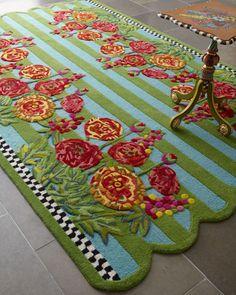 Mackenzie Childs rug