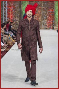 Naushemian Collection At Pakistan Fashion Week London