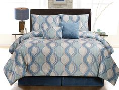 Cole 6 Piece Comforter Set