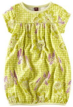 Can't say enough great things about this brand. So soft and great prints. Tea Collection Starling Batik Playdress