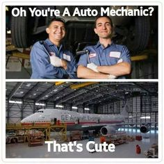 Airline Reservation Online Money Saving Tips Pilot Humor, Mechanic Humor, Aviation Quotes, Aviation Humor, Head Memes, Aviation Mechanic, Airline Reservations, Aircraft Maintenance, Fear Of Flying