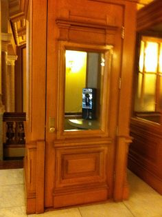 Old-fashioned phone booths at IN Capitol     Hmm I like