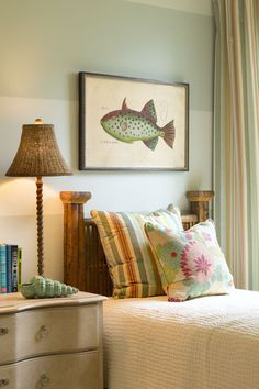 cute guest room beach house style Gallery @ Charlene Neal: Pure Style