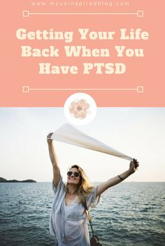 Today I'm offering the second installment of Mental Health Monday, and we have Camelyn here to talk about how she bravely battled PTSD and got her life back
