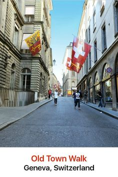 Many visitors to Geneva join the city's younger crowd in voting with their feet and heading for the maze of old streets and picturesque squares of the old town. They are lined with historical buildings, galleries, museums, charming cafés and restaurants.