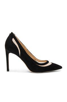 Sam Edelman Nixon Heel in Black