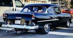 Vintage Trucks Muscle The best vintage cars hot rods and kustoms - 1955 Chevy, 1955 Chevrolet, Chevrolet Bel Air, Chevrolet Trucks, Chevrolet Impala, Mustang Cars, Ford Mustang, Drag Cars, Pontiac Gto