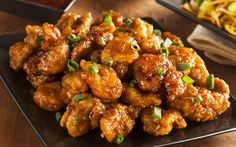 General Tso's 'Skinny Chicken'                                                                                                                                                                                 More