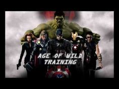 Wild Trainers Avengers Workout