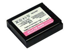 Digital Camera Battery DMW-BCJ13E for PANASONIC Lumix DMC-LX7K DMC-LX5 DMC-LX7W #PowerSmart
