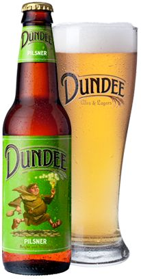 Dundee beer.... I'm liking this brewery