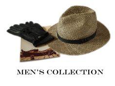 Men's Collection, Cowboy Hats, Gloves, Leather, Color, Fashion, Moda, Fashion Styles, Colour