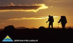 Bergtouren in Serfaus-Fiss-Ladis