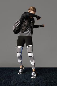 Adidas by Stella McCartney, Look #2