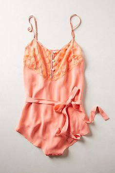 Mimi Holliday Cennet Romper #anthrofave