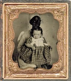 slavery black history african americans african american women post mortem photography nannies ambrotype