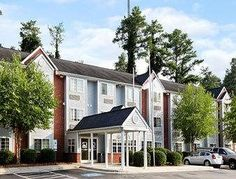 Microtel Inn & Suites by Wyndham Raleigh  #microcation