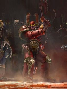 Post with 79 votes and 4064 views. Tagged with Awesome, , ; Shared by Warhammer Art Dump Warhammer 40k Art, Warhammer 40k Miniatures, Warhammer Fantasy, Saga, Chaos Legion, Chaos Daemons, The Grim, Space Marine, Cool Artwork