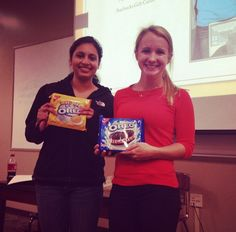 "Eta Mu Chapter (Georgia Regents University) picks ""smart cookies of the week."" Great way to reward academic accomplishments!"
