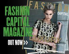 FASHION CAPITAL MAGAZINE AW13 Magazine, News, Fashion, Moda, Fashion Styles, Magazines, Fashion Illustrations, Warehouse, Newspaper