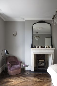 This 19th-century Victorian west London property radiates liveable and relaxed grandeur, thanks to a well-judged balance of old and new designs.