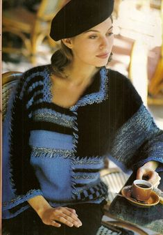 MAGAZINE ANNY BLATT N°143  tricot printemps-été