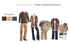 Family Photo What to Wear | What To Wear