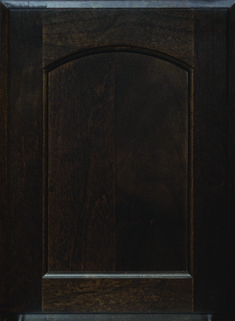 Baldwin Flat Panel Door  Available Material: Alder, Maple and Paint Grade Color Shown: Chestnut Stain on Alder Material Available in All Outside Profiles - Shown with Roman Outside Profile Face Framing, Custom Cabinetry, Panel Doors, Cabinet Doors, Color Show, Door Handles, Roman, Profile, Paint
