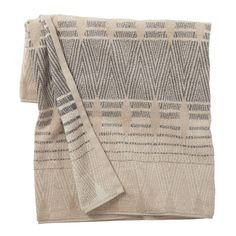 ring-spun cotton bath towels, patterned with an assortment of zigzags, diamonds, and stripes. Jacquard woven in Portugal. The Company Store Sari Blouse Designs, Salwar Designs, Neutral, Outdoor Cushions And Pillows, Monogram Shop, The Company Store, Cotton Bedding, Jacquard Weave, Bath Towels