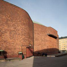 House of Culture, Alvar Aalto | Helsinki | Finland | MIMOA