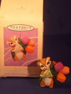 Hallmark Keepsake Ornament Garden Club - 1995 Easter Collection - New in Box picclick.com