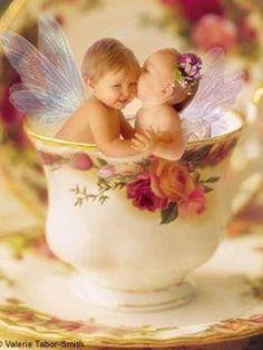 Sweet Tea Cup Fairy's.....