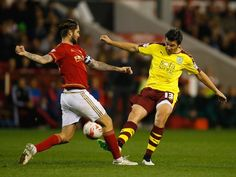 Report: Derby County launch bid for Nottingham Forest captain Henri Lansbury