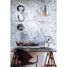 Nuvolette - Fornasetti Designtapete von Cole and Son - Meine Wand