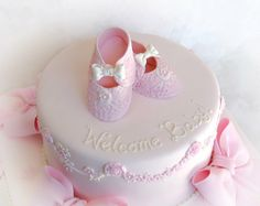 babyshower cakes for a girl | Stacey's Sweet Shop - Truly Custom Cakery, LLC: November 2010